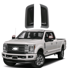 Load image into Gallery viewer, Ninte Ford F250 F350 F450 F550 2017-2018 Super Duty Top Half Rear View Mirror Covers - NINTE