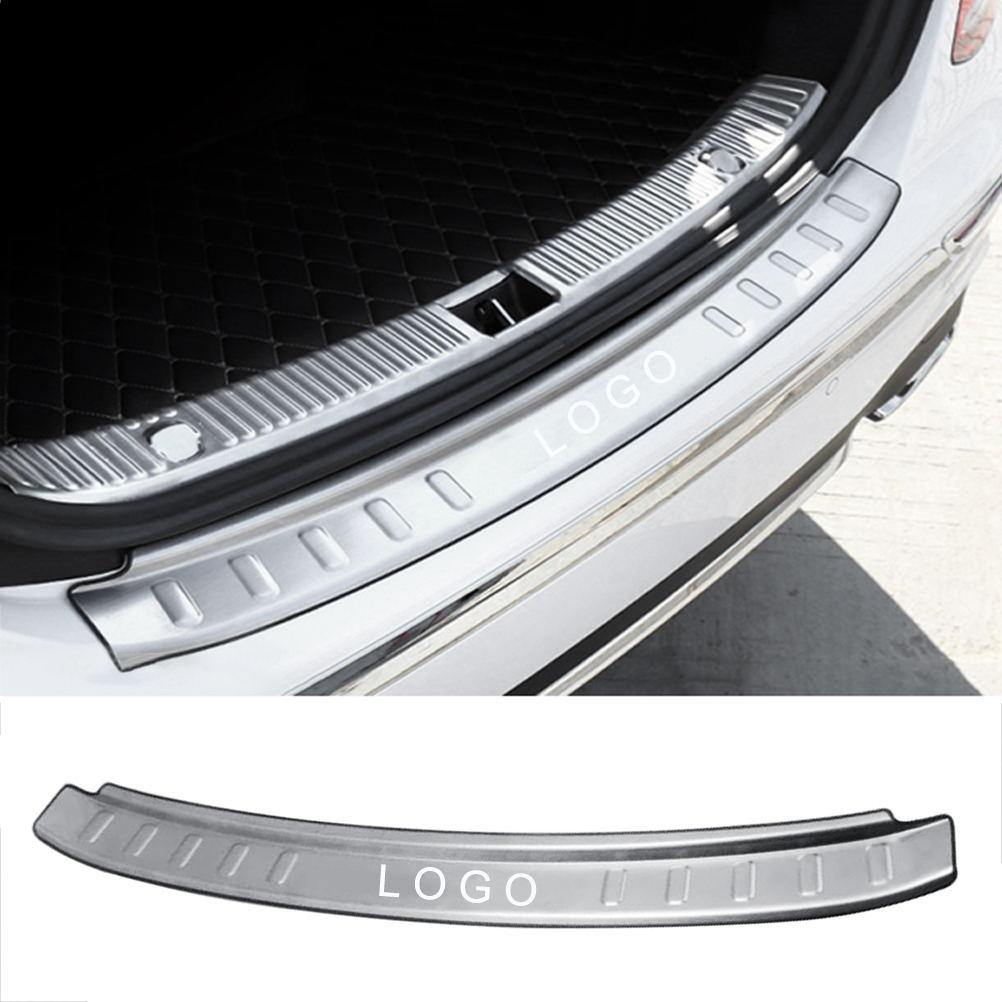 NINTE Mercedes Benz E-Class W213 2016-2018 Rear Boot Outer Bumper Guard Sill Plate Protector - NINTE