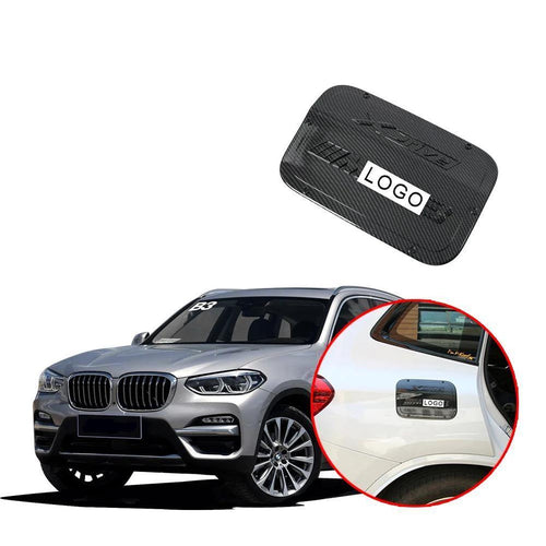 NINTE Gas Cap Fuel Tank Cover Trim For BMW X3 G01 2018-2019 - NINTE