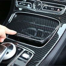 NINTE Gear box Shift Panel Cover Trim For Mercedes Benz E-Class W213 Sedan 2016-2018 - NINTE