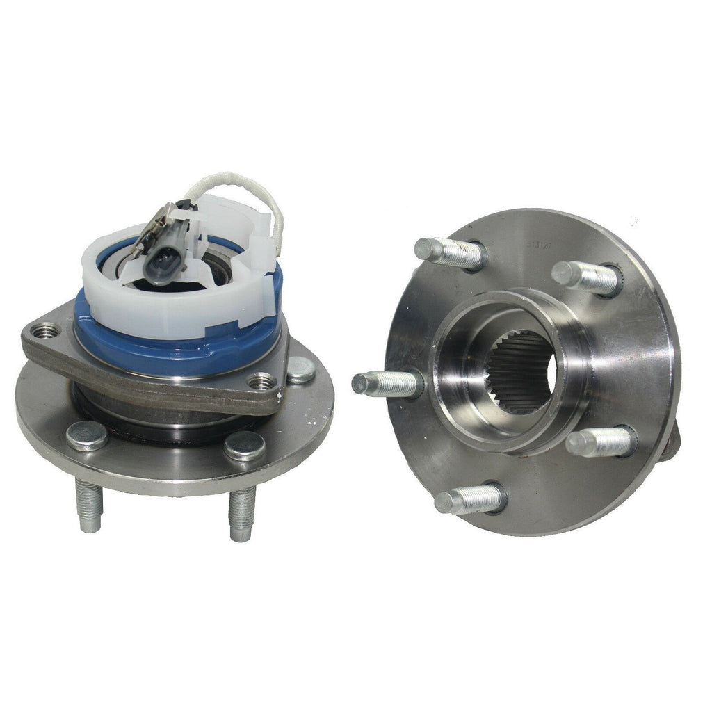 Front Wheel Bearings - NINTE
