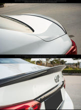Load image into Gallery viewer, NINTE Infiniti Q50 2014-2020 Painted Trunk Spoiler Rear Wing - NINTE