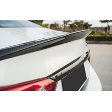 Load image into Gallery viewer, NINTE Infiniti Q50 2014-2020 Painted Carbon Fiber Style Trunk Spoiler Wing - NINTE