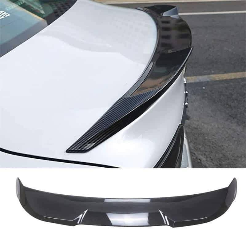 NINTE Toyota Camry 2018-2020 Trunk Spoiler Wing Top Grade ABS Painted TRD Style - NINTE