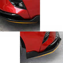 Load image into Gallery viewer, NINTE Toyota Camry SE/XSE 2018-2020 3 PCS Front Bumper Lip Chin Lip Cover - NINTE