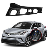 Toyota C-HR 2017-2019 Interior Console Gear Shift Panel Cover | Only Left Hand Drive