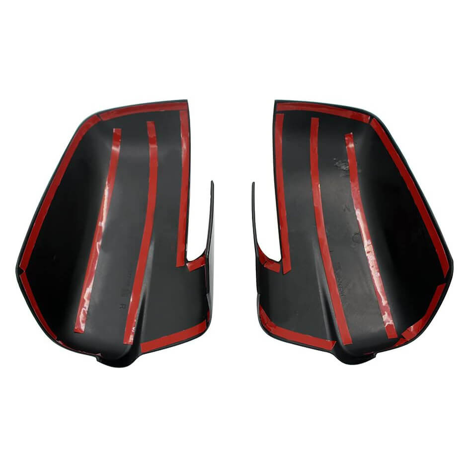 NINTE Mirror & Door Handle Covers for Dodge Ram