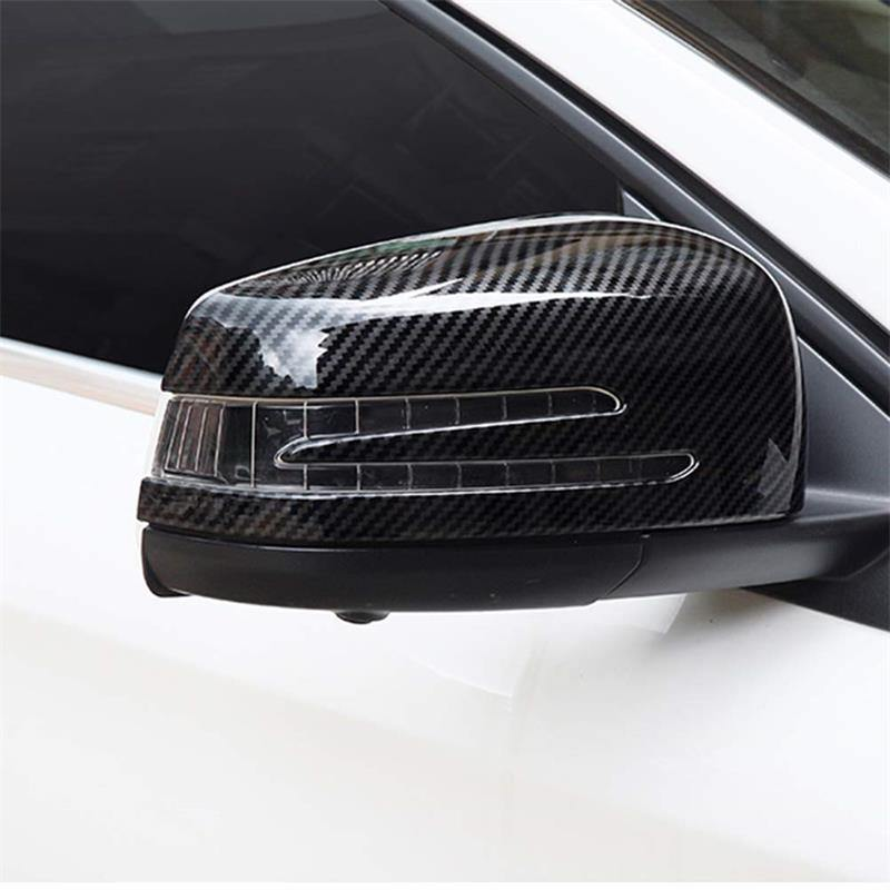 NINTE Benz C/CLA/CLS/GLA Class ABS Carbon Fiber Mirror Covers - NINTE