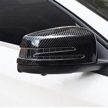 Load image into Gallery viewer, NINTE Benz C/CLA/CLS/GLA Class ABS Carbon Fiber Mirror Covers - NINTE