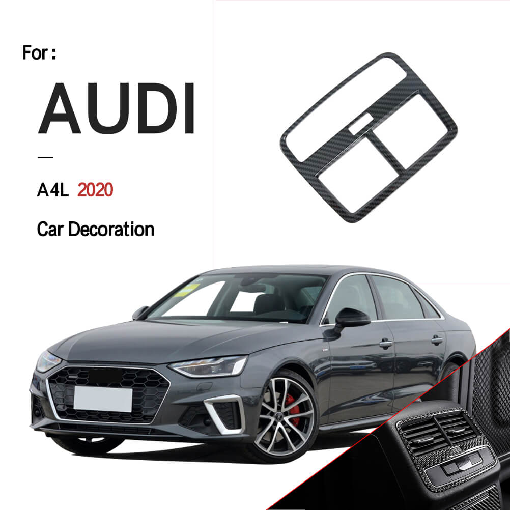 NINTE Rear AC Vent Outlet Cover For Audi A4L 2020