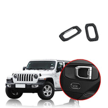 Load image into Gallery viewer, Ninte Jeep Wrangler JL 2018-2019 Door Lock Switch Button Cover Decoration - NINTE