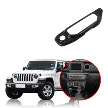Load image into Gallery viewer, Ninte Jeep Wrangler JL 2018-2019 Interior Air Conditioning Adjustment Panel Cover - NINTE