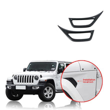 Load image into Gallery viewer, NINTE Jeep Wrangler JL 2018-2019 Side Air Outlet Cover Decoration - NINTE
