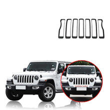 Load image into Gallery viewer, Ninte Jeep Wrangler JL 2018-2019 Front Insert Grille Cover Decoration - NINTE