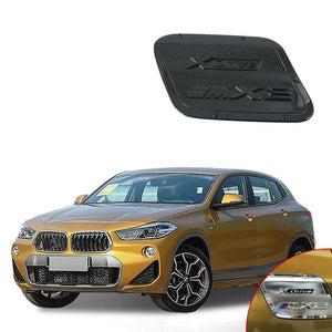 NINTE Car-styling Oil Fuel Tank Cap Sequins Covers Stickers External Decoration Car Accessories For BMW X2 2018 - NINTE