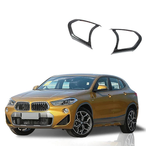 NINTE ABS Steering Wheel Button Cover Trim For BMW X2 2018 - NINTE