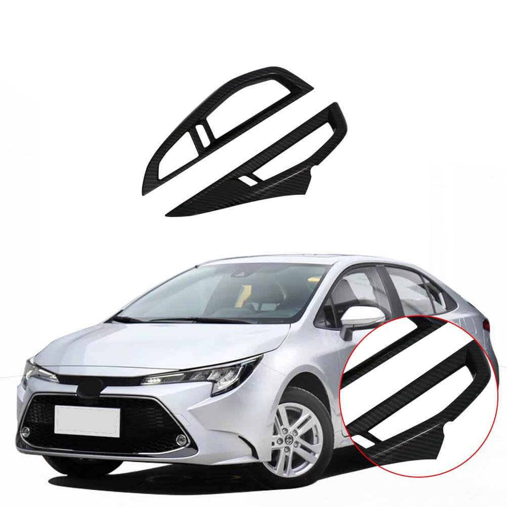 TOYOTA RALINK 2019 air outlet trim
