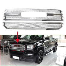 Load image into Gallery viewer, NINTE GMC Sierra 1500 Base & SLE 2016-2018 Front Bumper Hood Grille Covers - NINTE
