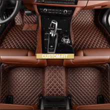Load image into Gallery viewer, NINTE Toyota Camry 2018-2019 Custom 3D Covered Leather Carpet Floor Mats - NINTE