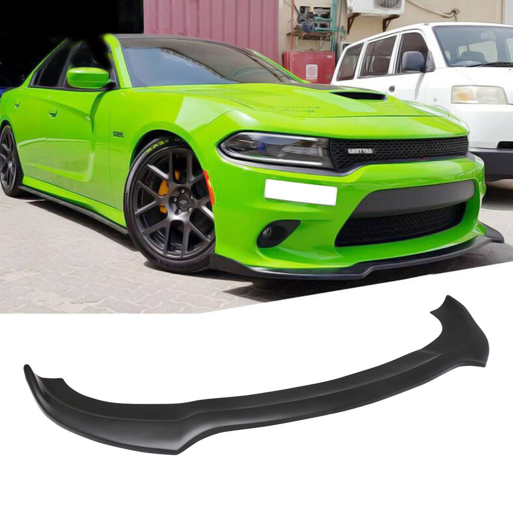NINTE Front Lip Fits Dodge Charger SRT 2015-2019