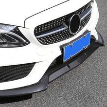 Load image into Gallery viewer, Benz W205 C-Class Sport Models 2015-2018 Front lip - NINTE