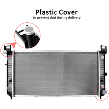 Load image into Gallery viewer, NINTE 34'' Radiator for Chevy Silverado 1500 Cadillac Escalade GMC Yukon 4.8 5.3 6.0L - NINTE