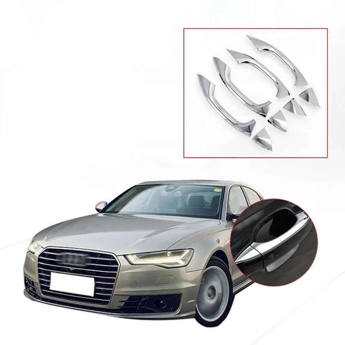 NINTE Outer Door Handle Cover Trim For Audi A6L 2019 - NINTE
