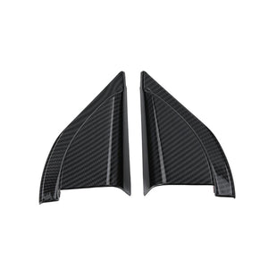 NINTE Front Door Triangle Cover Trim For Mitsubishi Eclipse Cross 2017-2019 - NINTE