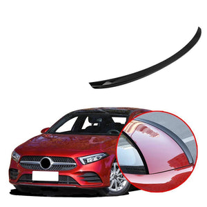 NINTE Trunk Lip Spoiler Tail Wing Paint Fit for Mercedes-Benz New A-Class A220 W177 2019 - NINTE