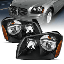 Load image into Gallery viewer, NINTE Headlight For 05-07 Dodge Magnum SE SRT SXT RT