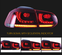 Load image into Gallery viewer, LED Headlights & Tail Lights Fit For VW VOLKSWAGEN Golf MK6 6 GTI 2010-2014 - NINTE