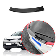 Load image into Gallery viewer, Toyota C-HR 2017-2019 ABS Carbon Fiber Rear Trunk Spoiler Cover - NINTE