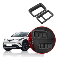Load image into Gallery viewer, Toyota C-HR 2016-2019 ABS Interior Front Headlights Adjustment Control Button Cover - NINTE
