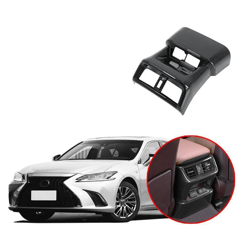 Rear Air Conditioning Outlet Decorative Frame Trim Fit for Lexus ES NINTE - NINTE