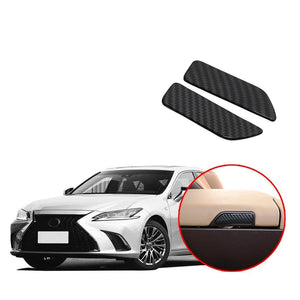 Armrest Box Switch Button Cover Sticker Frame Trim Fit for Lexus ES NINTE - NINTE