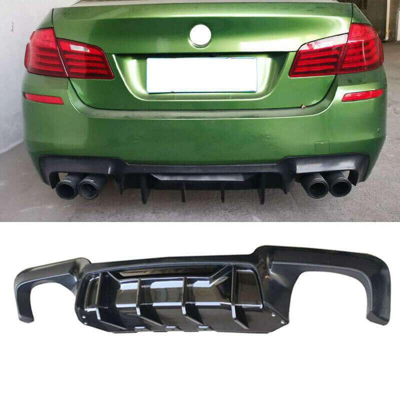 NINTE Rear Diffuser For 2011-2016 BMW M5 F10