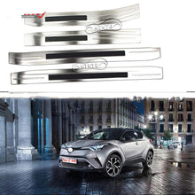 Load image into Gallery viewer, Toyota C-HR 2016-2019 Door Sill Threshold Scuff Plate Cover - NINTE