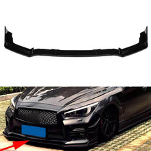 Load image into Gallery viewer, NINTE Front Lip Fits 2014-2017 Infiniti Q50 Sport