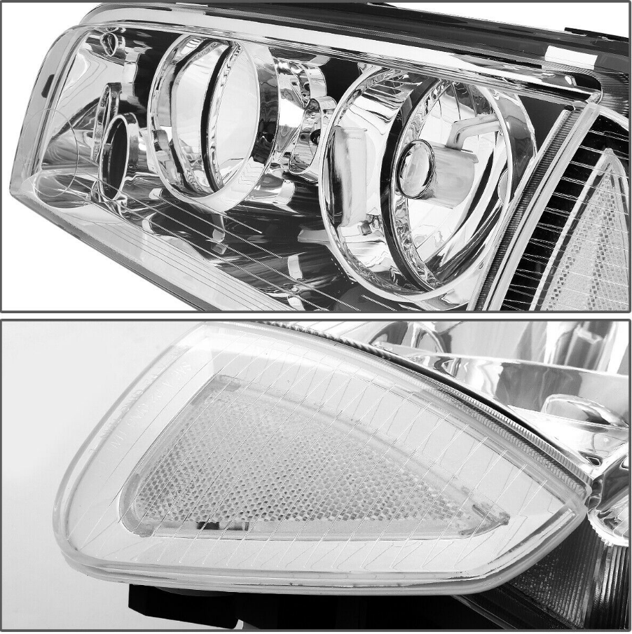NINTE Headlight For 2006-2010 Dodge Charger