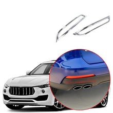 Laden Sie das Bild in den Galerie-Viewer, Ninte Rear Tail Fog light Lamp Shade Frame cover for 2016-2019 Maserati Levante - NINTE