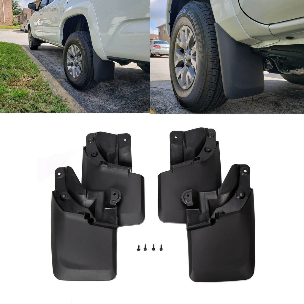 NINTE Mud Flaps For Toyota Tacoma 2016-2020