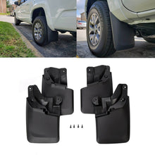 Load image into Gallery viewer, NINTE Mud Flaps For Toyota Tacoma 2016-2020