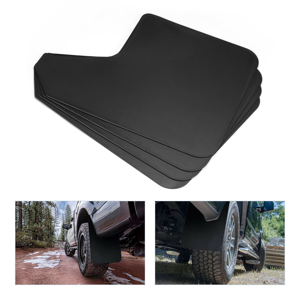 NINTE Mud Flaps Universal Fit for Car