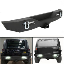 Load image into Gallery viewer, NINTE Rear Bumper For 2007-2018 Jeep Wrangler JK