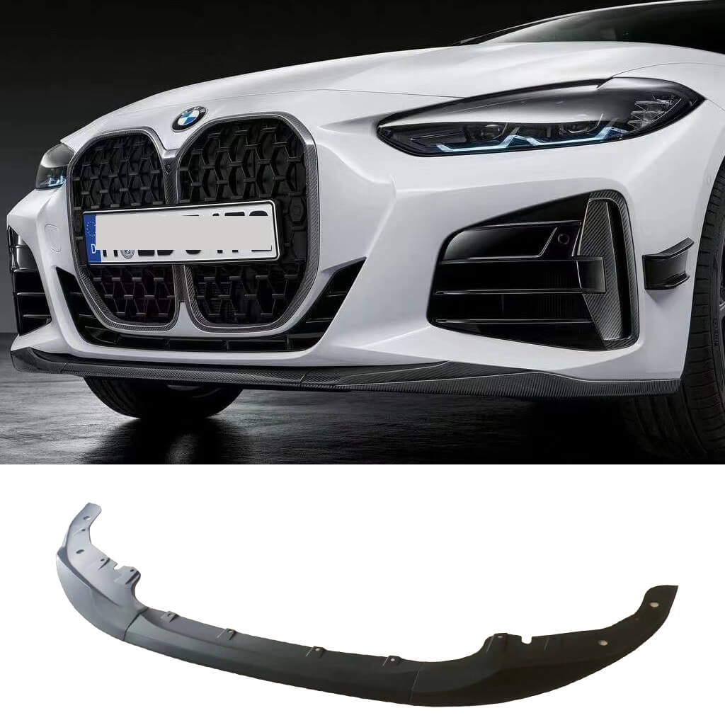 NINTE Front Bumper Lip Fits for 2021 New BMW 4 Series M440i