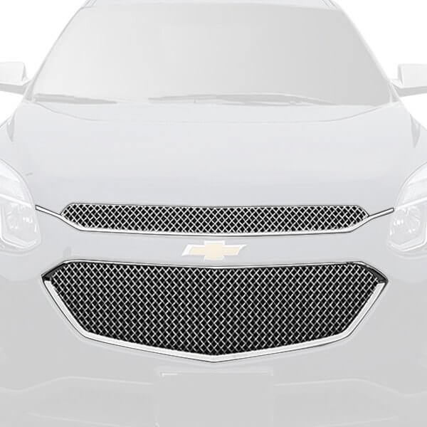 Ninte Grill Cover for Chevy Equinox 2016-2017