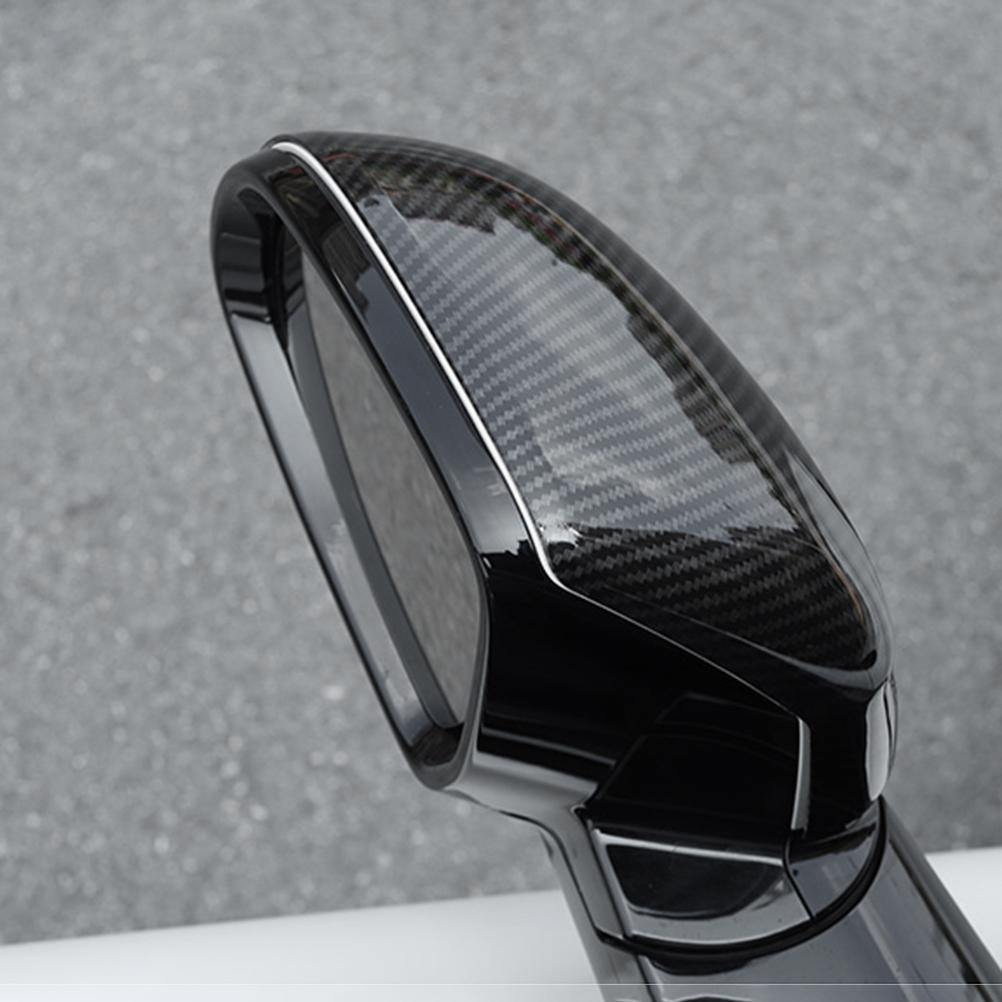 NINTE BMW X3 X4 X5 X6 F25 F26 F15 F16 G01 2018-2019 Carbon Fiber & Chrome Mirror Covers - NINTE