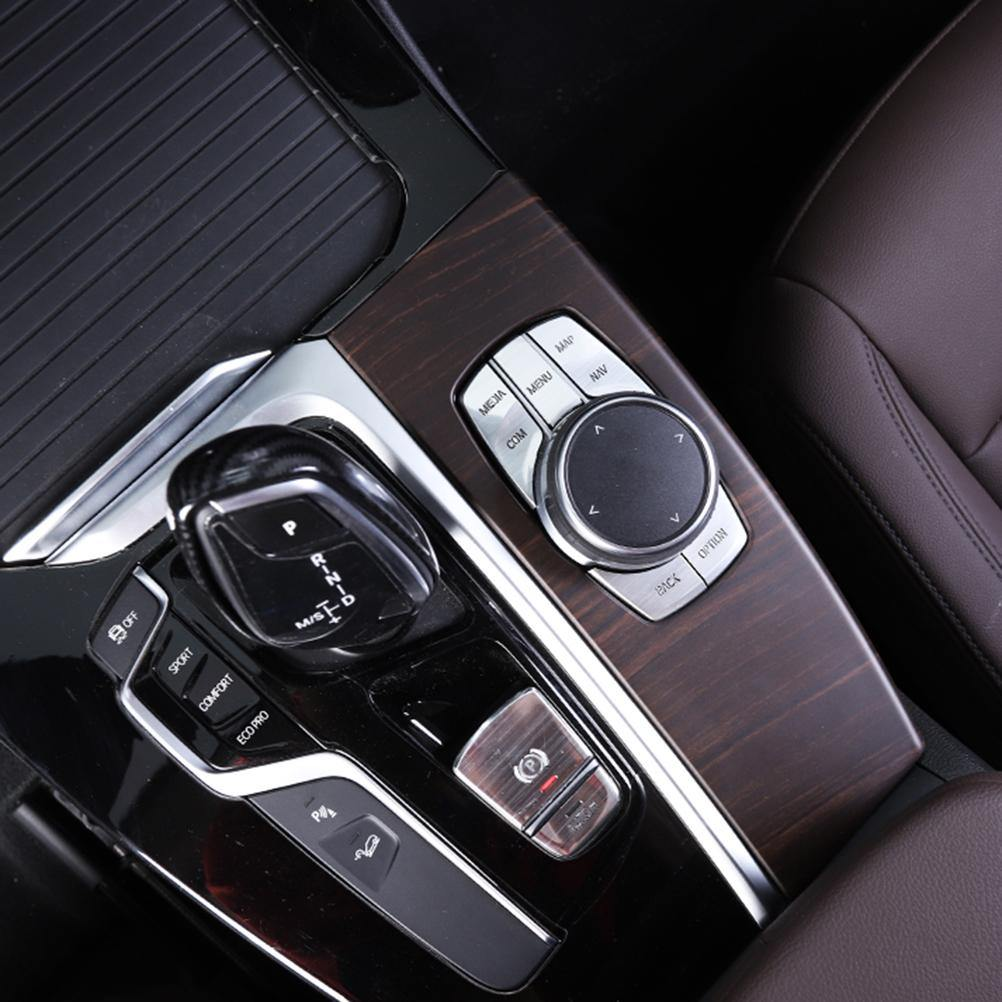 Interior Gear Shift Panel Covers Console For BMW X3 G01 X4