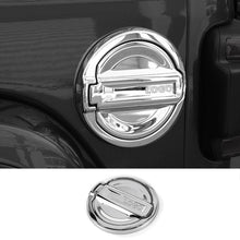 Laden Sie das Bild in den Galerie-Viewer, Ninte Jeep Wrangler JL 2018-2019 Gas Fuel Tank Cap Cover Stickers - NINTE