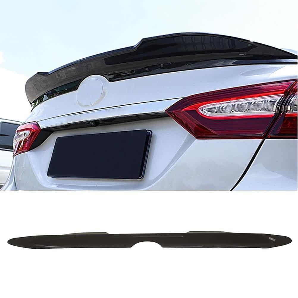 A Fit for 2018-2020 Toyota 8th Gen Camry LE SE XLE XSE Rear Trunk Spoiler  Gloss Black N Spoilers Spoilers, Wings & Styling KitsTOTS CLASSROOM